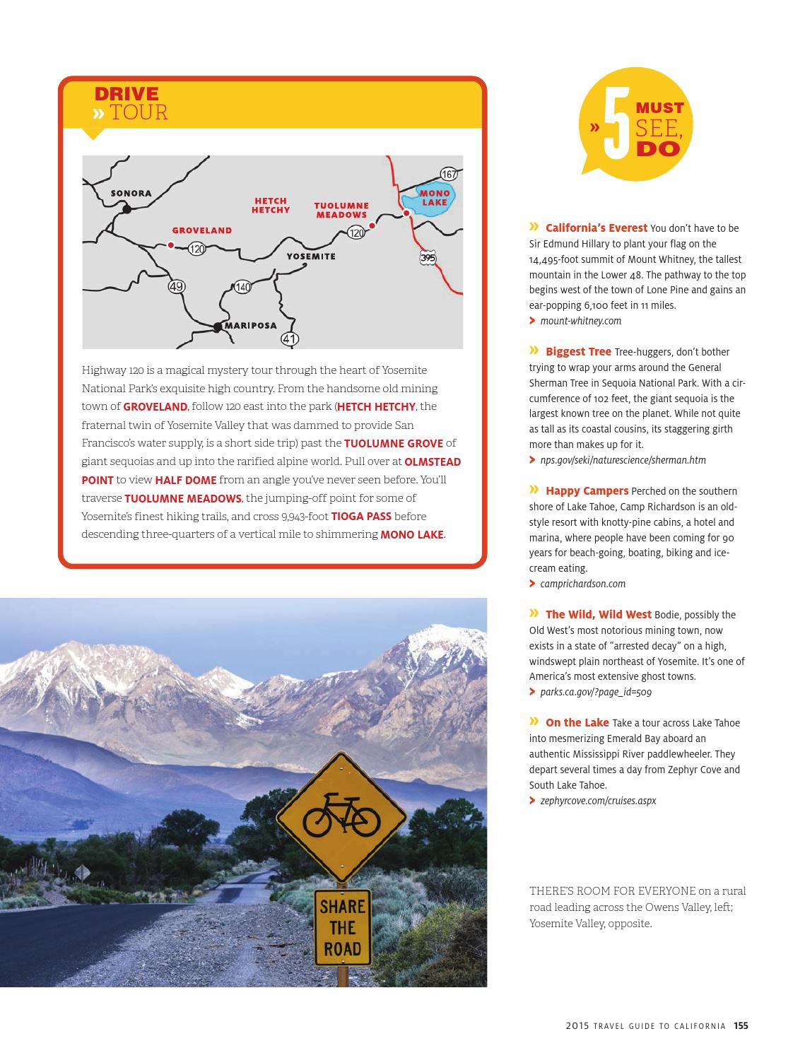 2015 travel guide to california by markintoshdesign issuu  ?page_id=509 #11