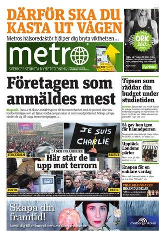 Grym slutjakt av berger svenska sist utan magasin