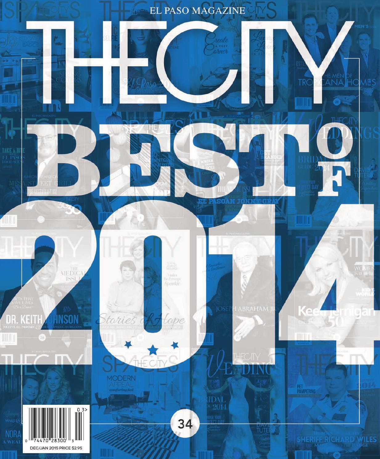 Tcm december january 2015 by the city magazine el paso issuu aiddatafo Gallery