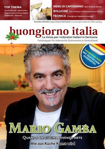 Buongiorno Italia November Dezember 2014 By Forum Zeitschriften Und