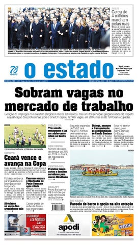Edição 22425 - 12 de Janeiro de 2015 by Jornal O Estado (Ceará) - issuu eec737a38dc04