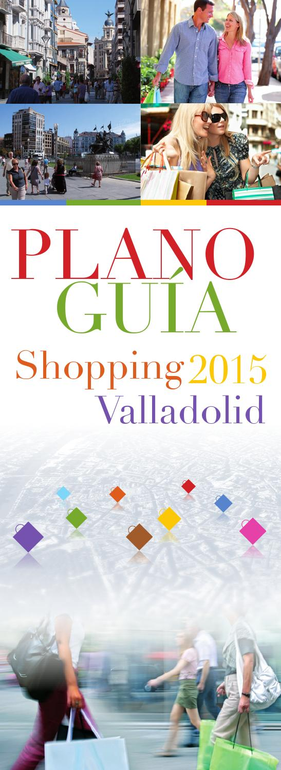 50fbf8a30 Plano shopping Valladlid 2015 by avadeco - issuu