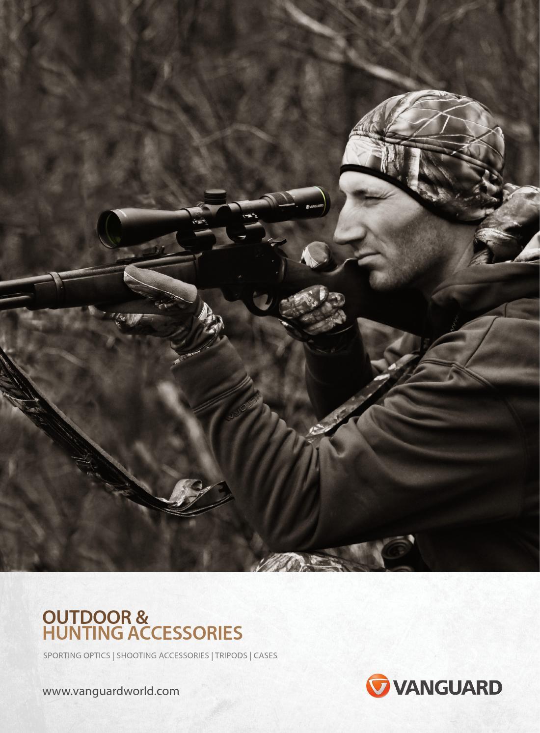 Vanguard Scout M62 Monopod Shooting Stick Tripod