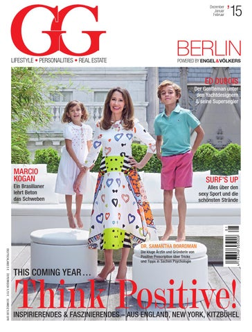 Gg Magazine Berlin 01 2015 By Gg Magazine Issuu