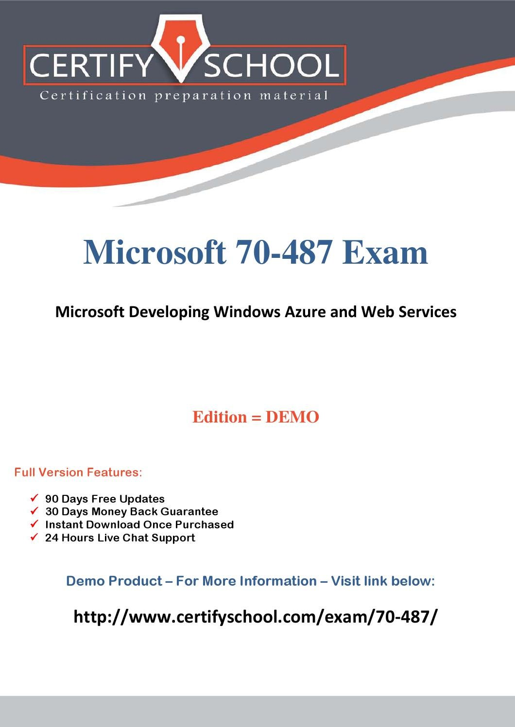 70 487 exam actual questions exam questions answers 2015 by 70 487 exam actual questions exam questions answers 2015 by mary lee issuu xflitez Images