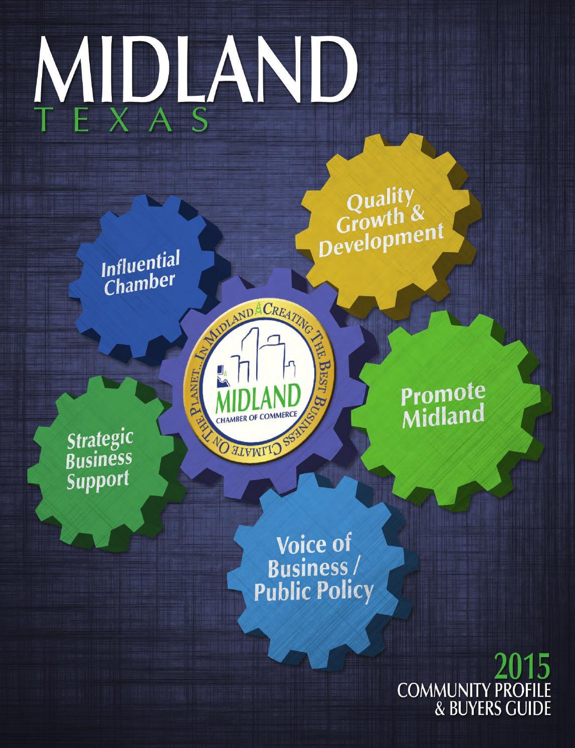 Midland Tx 2015 Community Profile And Buyers Guide By Tivoli Design Ttec4841 Electrical Corey Leonard April 2011 Media Group Issuu