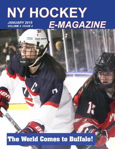 c8d621e6d January 2015 by NY Hockey OnLine - issuu