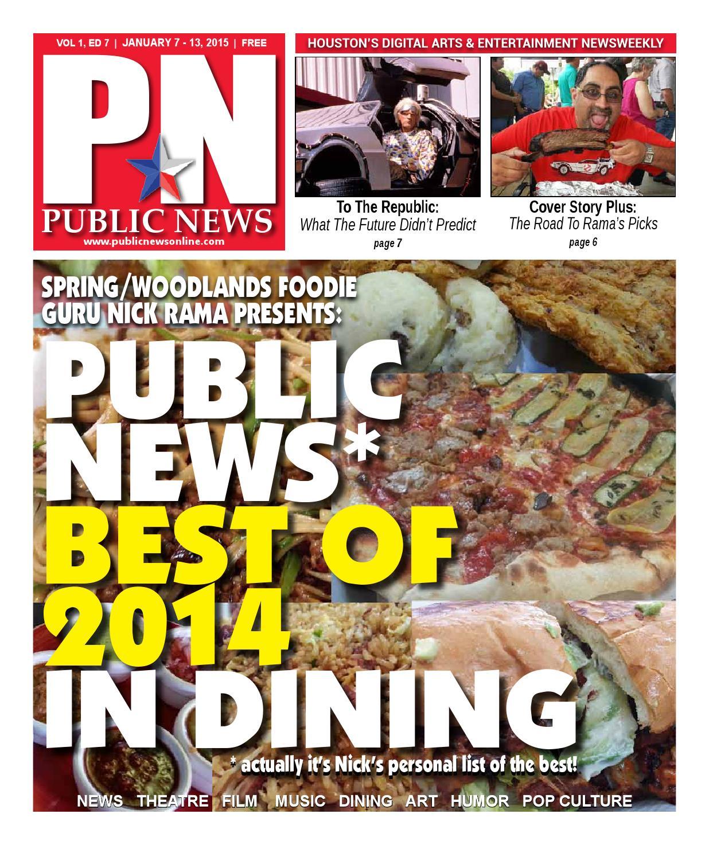 public news #7 by public news - issuu
