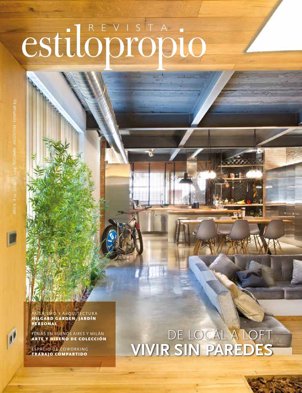 Estilo Propio #24 by Revista Estilo Propio - issuu