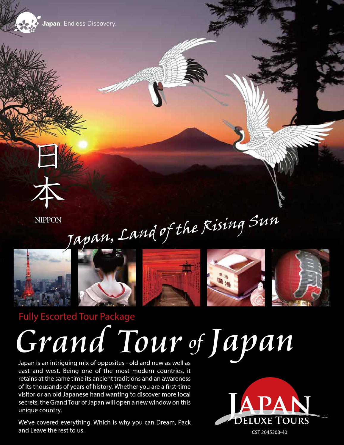 Grand Tour Of Europe S Greatest: Japan Deluxe Tours, Inc. By Japan Deluxe