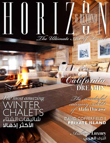 3b7d8698e Horizon & Beyond ME Winter issue 2014-15 by HORIZON & BEYOND Luxury ...