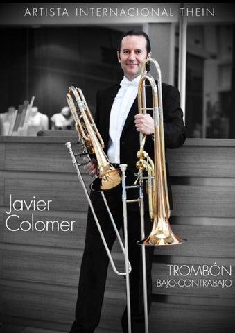 DOSSIER JAVIER COLOMER, ENGLISH by Javi Colomer - issuu