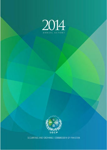 Annualreport 2014 by secp ebooks issuu page 1 fandeluxe Gallery