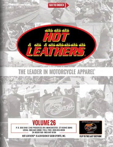 81c8d1e23a08f Hot leathers Catalogo 2015 by ACCESSORIES UNLIMITED, S.L. - issuu