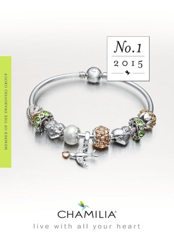 ce5a4c395218a Chamilia 2015 Spring Catalog by Chamilia.com - issuu