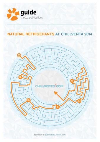 guide chillventa 2014 natural refrigerants at chillventa by shecco  cabero evaporator wiring diagram #41