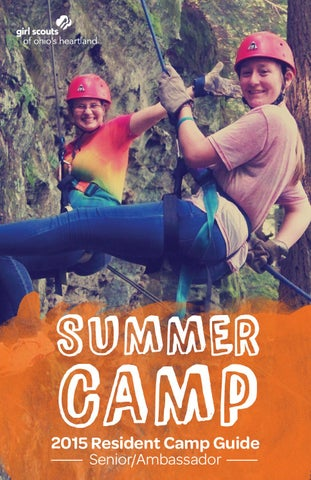 2015 gsoh camp guide   senior ambassador by girl scouts of