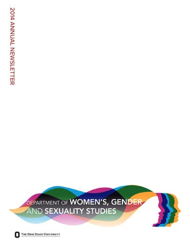 Osu department of womens gender and sexuality studies