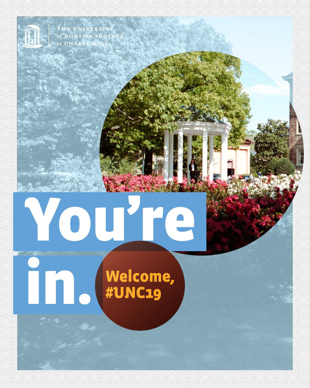 unc-ch 2015 admitted students brochure for first-years by