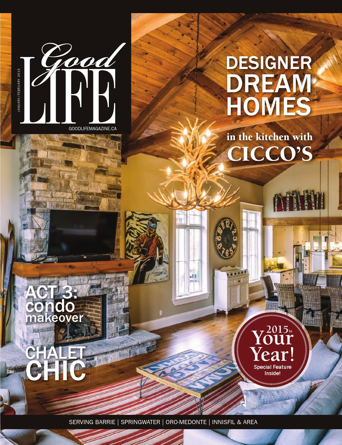 goodlife barrie january/february 2015goodlife magazine