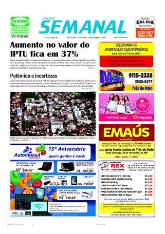 Jornal Semanal Ed. 1333 - 14 de Novembro de 2014 by Semanal Jornal ... 35b4a60554