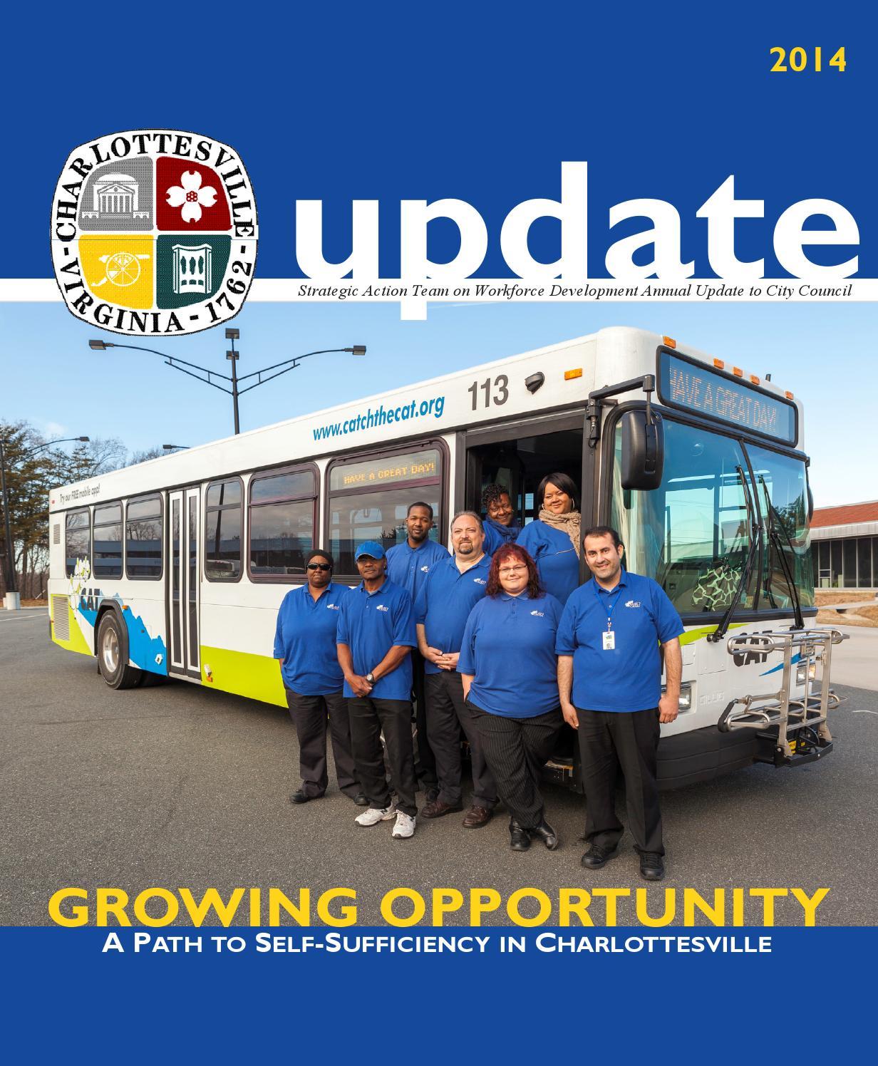 Gear Up Strategic Initiatives Massachusetts Department: 2014 City Of Charlottesville Strategic Action Team On