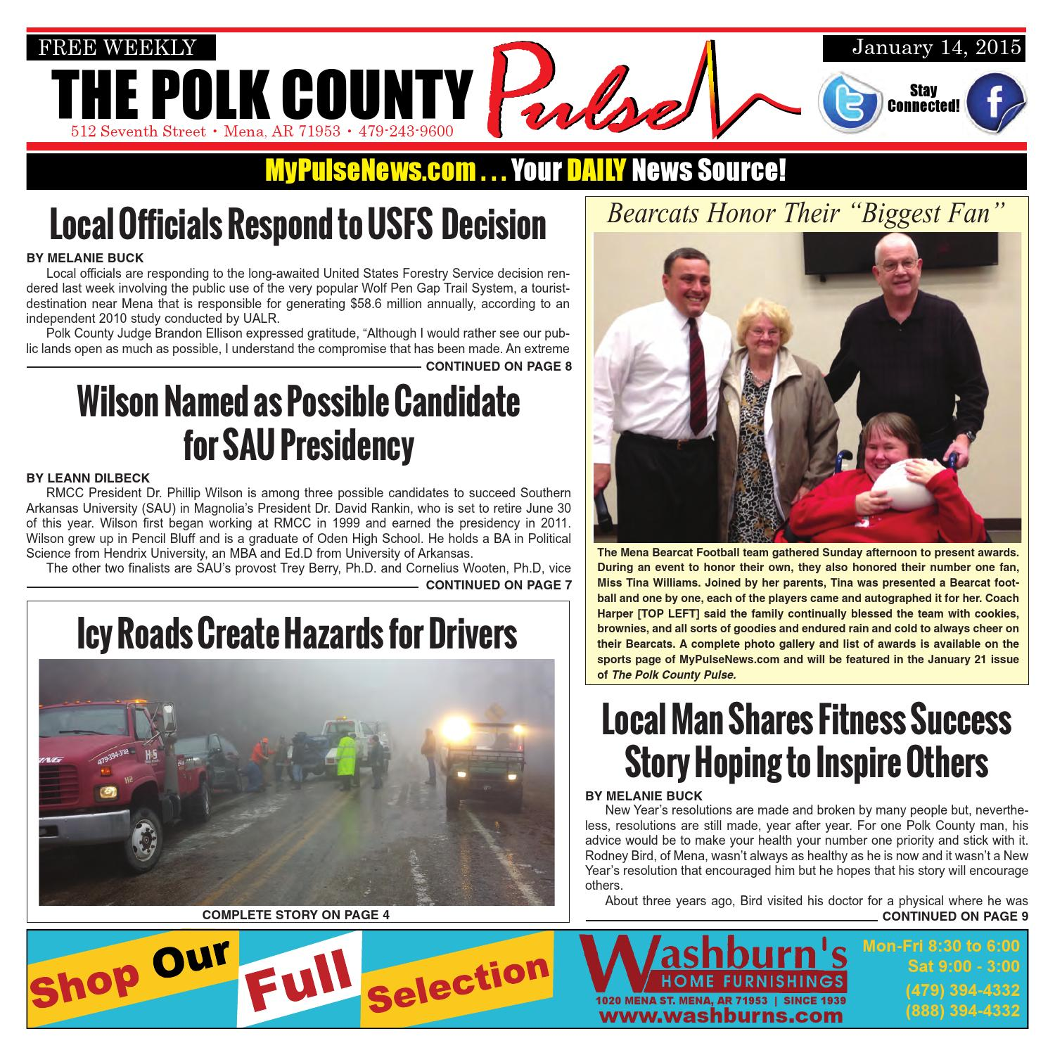 January 14th paper by The Pulse - issuu