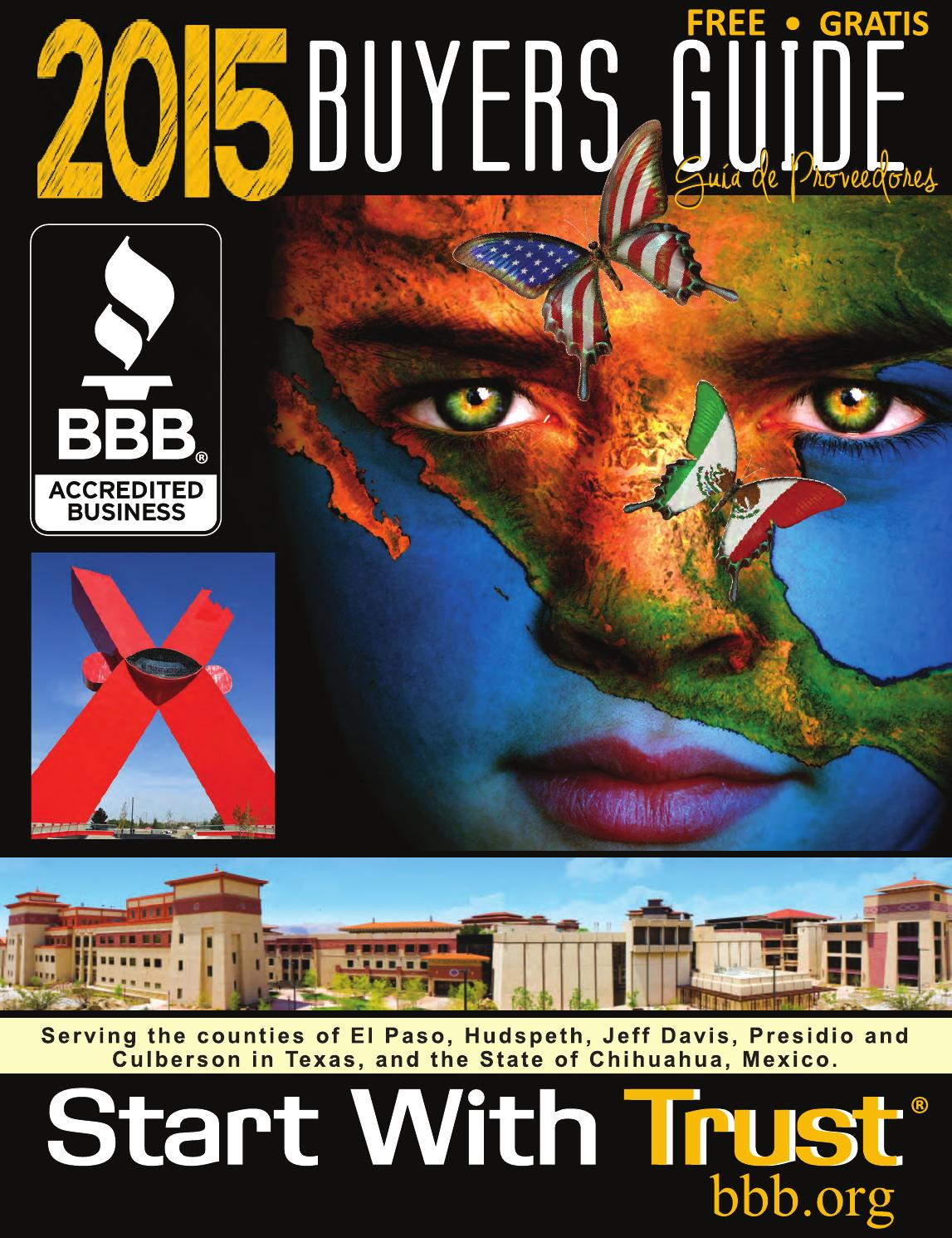 Amerus Roofing El Paso 2015 buyer's guidedigital publisher - issuu