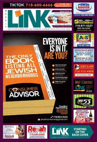 8aebc365b02a Vol 9 Issue 16 by Weekly Link - issuu