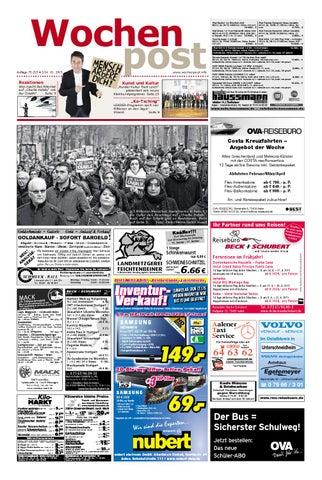 Die Wochenpost KW 3 by Wolfram Daur issuu