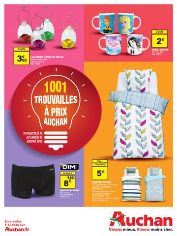 Auchan catalogue 14 24janvier2014 by PromoCatalogues.com - issuu aab7ffc5e70