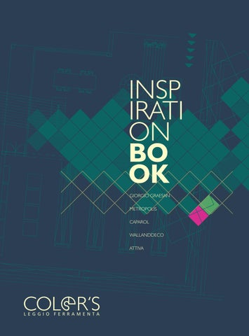 Inspiration book   color's by gomarketing&comunicazione   issuu