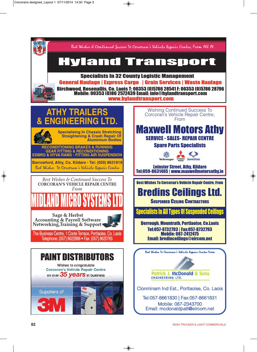 November2014trucker by Lynn Group Media - issuu