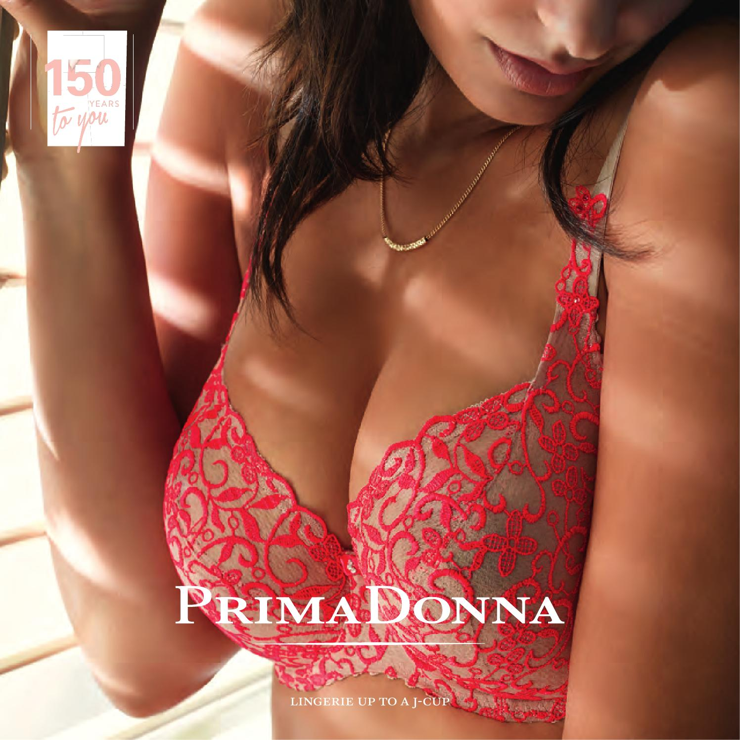 Prima Donna Madison BH Vollschale Natur Cup C-E Bügel-BH Dessous 0162120