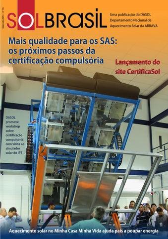 Revista Sol Brasil - 16°edição