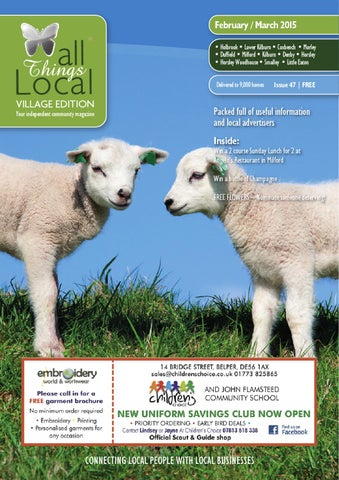 27d5ccf5e All Things Local Village Edition - February March 2015 by Karyn - issuu