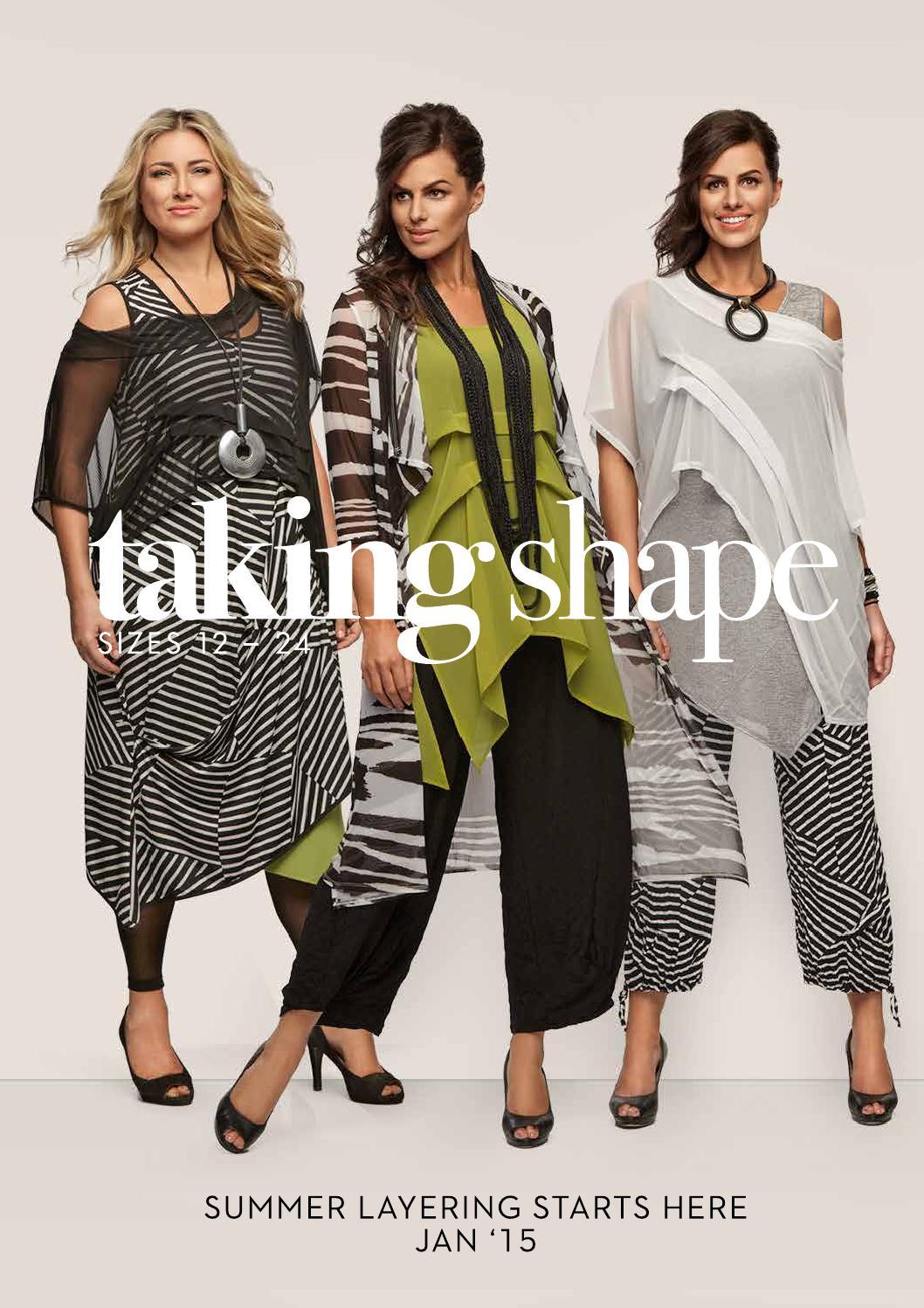 Taking Shape January Catalogue 2015 by Annie Chau - Issuu