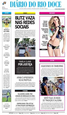 297a3aaf658 Diário do Rio Doce - Edição de 15 01 2015 by Diário do Rio Doce - issuu