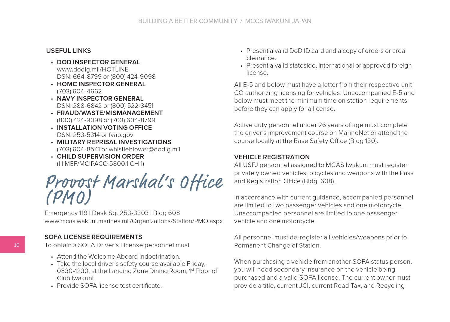 driver improvement course marine net - officecrise