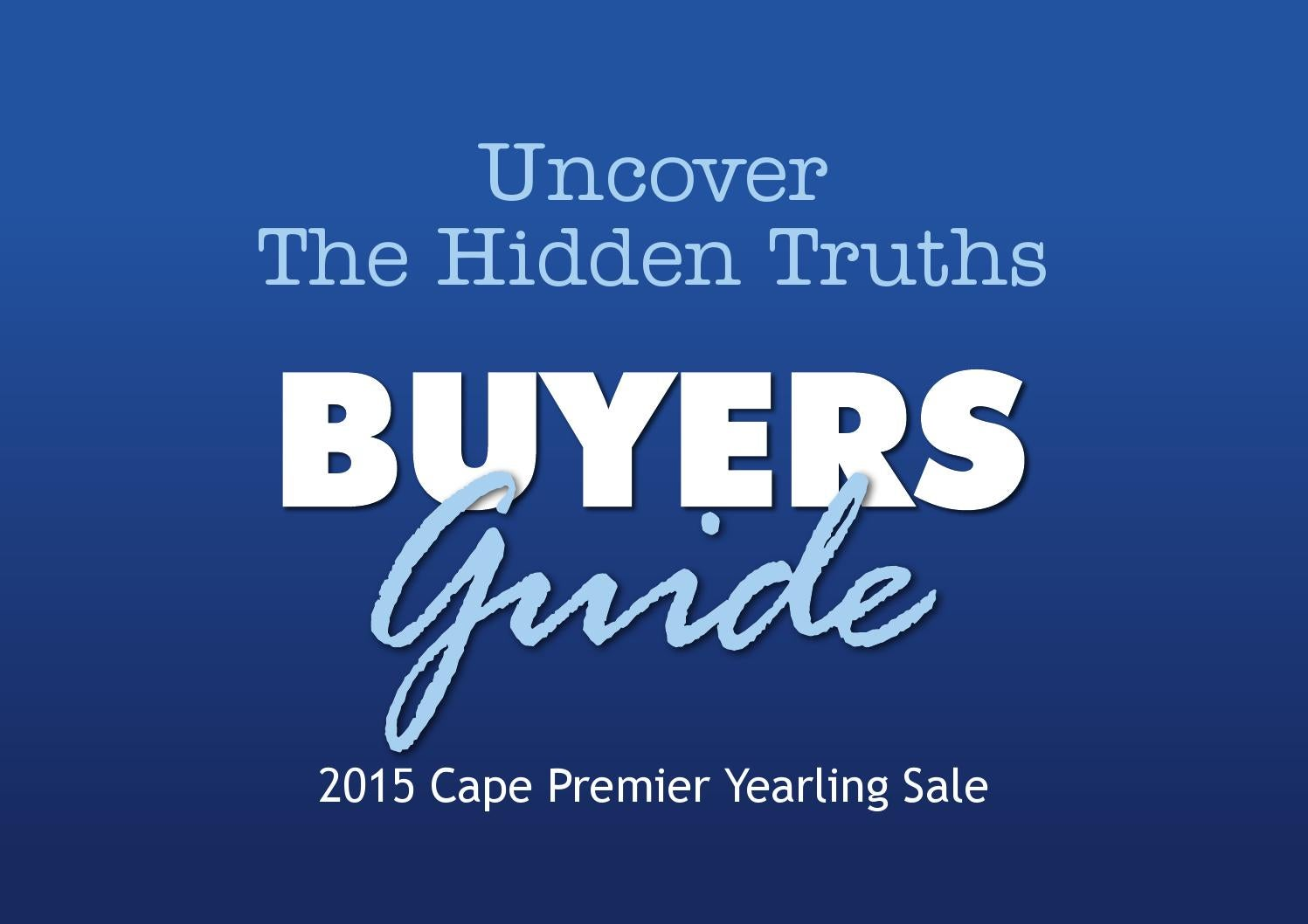 Cpys 2015 Buyer s Guide by Sporting Post - issuu d34a8169fd48