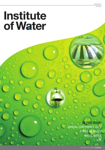 331822b3d0 Institute of Water 178 by Distinctive Publishing - issuu