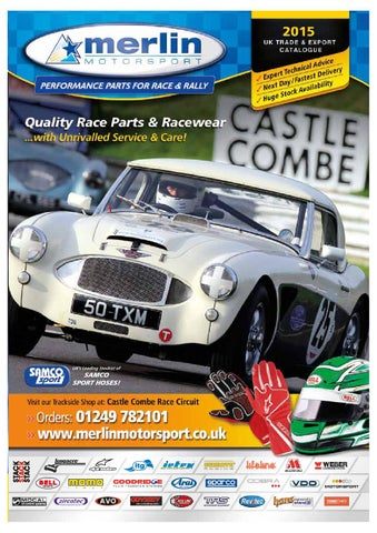 4139bc8492c Merlin Motorsport 2015 Motorsport Catalogue by Rob Smith - issuu