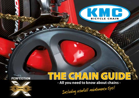 Black x Blue KMC X10SL DLC Chain,116 link with Missing Link