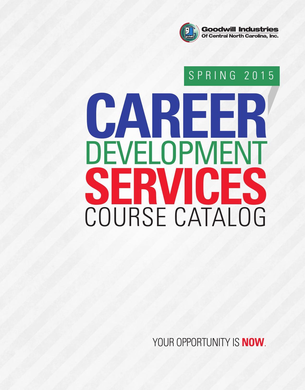 Triad Goodwill Spring Course Catalog By Triad Goodwill Issuu