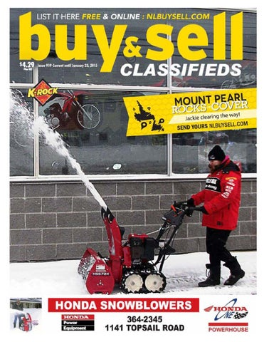 The Buy & Sell Magazine Issue 919 by NL Buy Sell - issuu