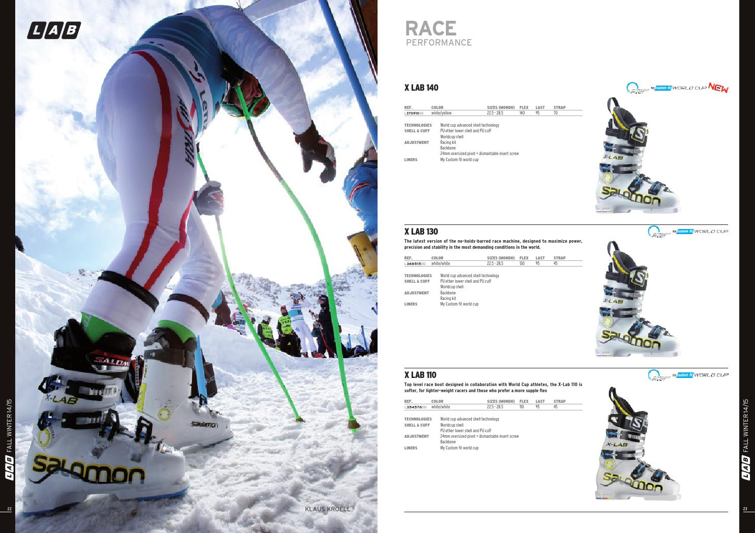 SALOMON alpin katalog 2014 15 by skirace.sk