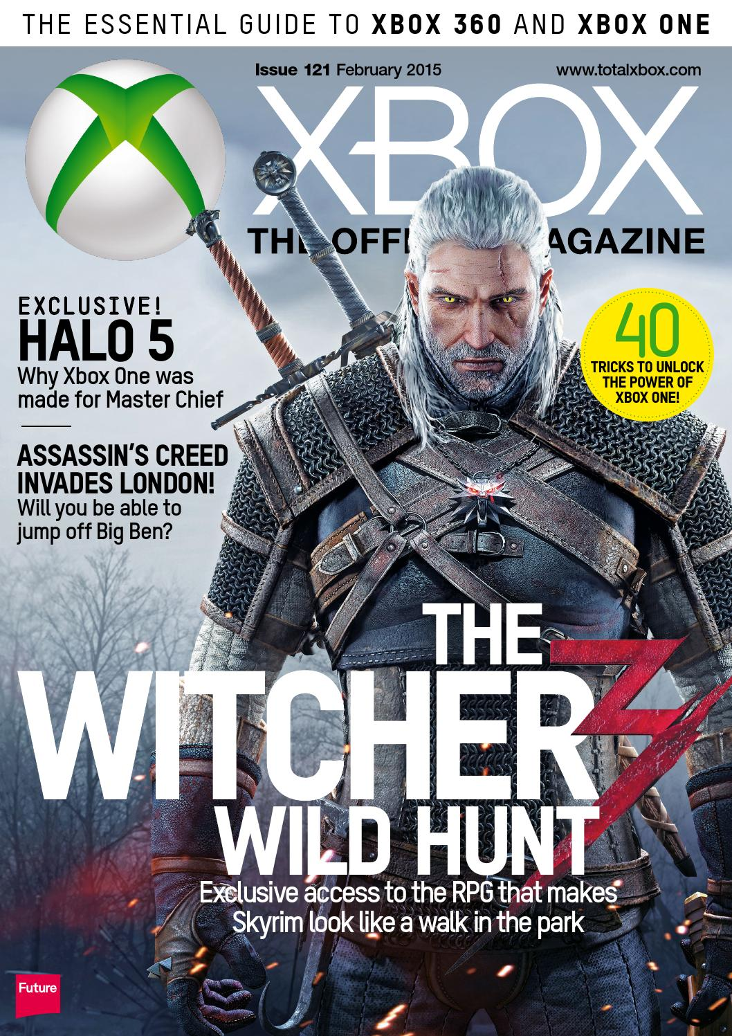Official Xbox Magazine 121 Sampler by Future PLC - issuu