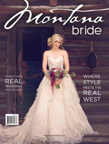0574190058 Rocky Mountain Bride Montana Spring 2015 by Rocky Mountain Bride ...