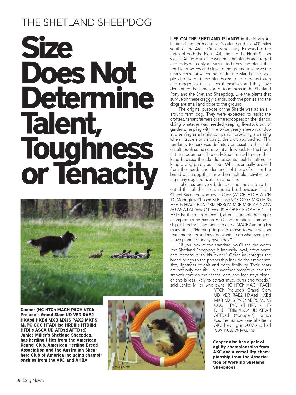 Dog News, January 9, 2015 by Dog News - issuu