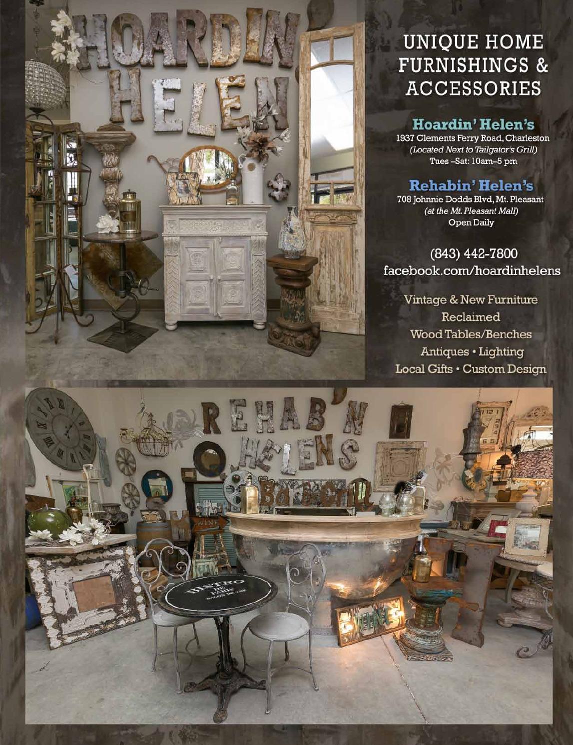 Charleston Home Design Magazine Winter 2015 By Charleston Home And Design Magazine Issuu